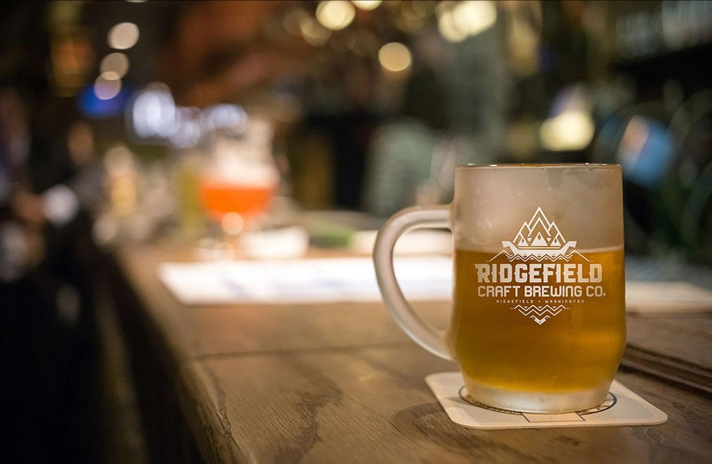 Ridgefield Craft Brewing beer